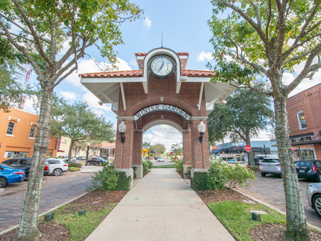 Downtown Winter Garden Neighborhood Guide