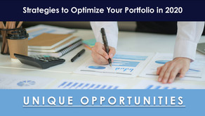 Strategies to Optimize Your Investment Portfolio in 2020