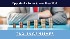 Opportunity Zones & How They Work