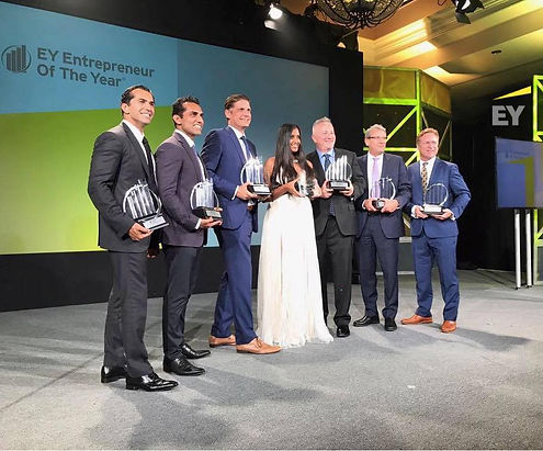 Ernst & Young 2017 Winners