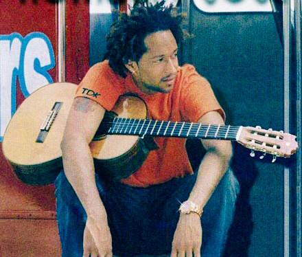 Jalen James finds himself in Music. 2002