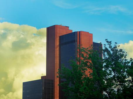 Birmingham City Center - a town to visit
