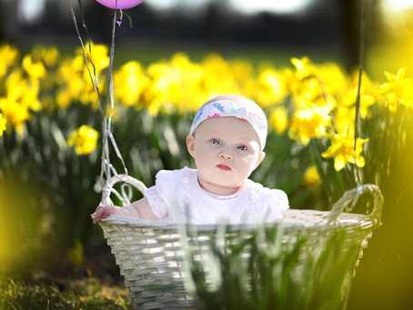 Baby Outdoor Photo Shoot , Victoria Park, St. Helens, Merseyside