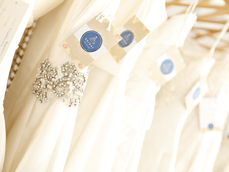 Choosing your dream wedding dress , Bridal Reloved Shop, Liverpool, England - Photography