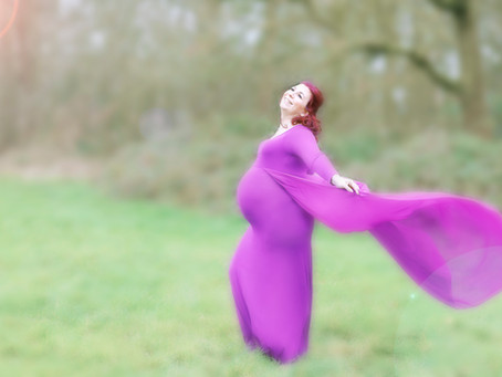 Maternity Photo Shoot - St. Helens, Merseyside, UK
