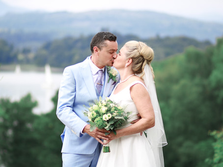 A Wedding in Windermere, The Lake District