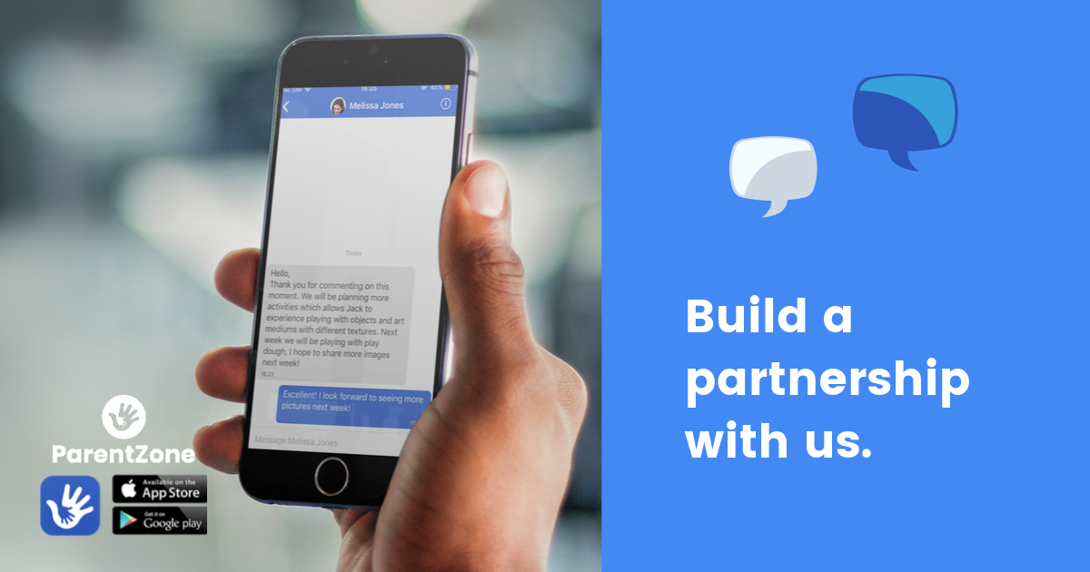 Build a partnership with us