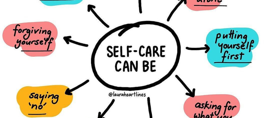 Taking Care of Our Mental Health
