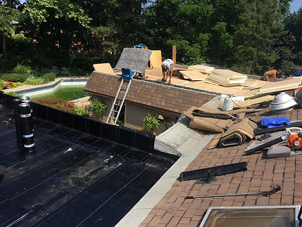 flat roofing st Catharines Ontario