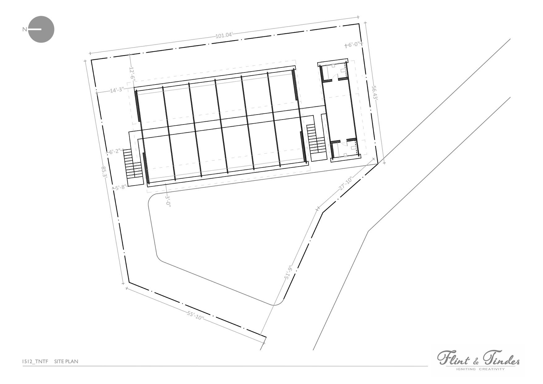 01. Site Plan