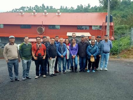 Himalaya's Finest visit the Tea Studio