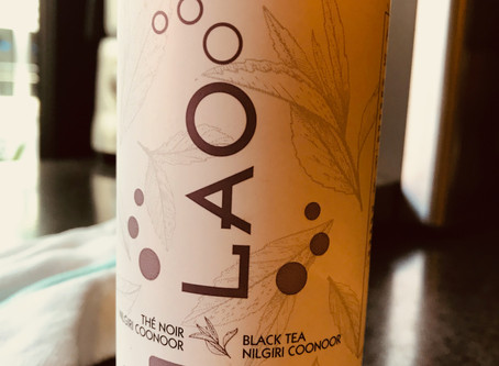 Tea Studio teas branching out into the Kombucha world....in bottles and on tap.