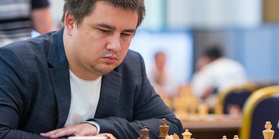 Сеанс Юрия Кузубова