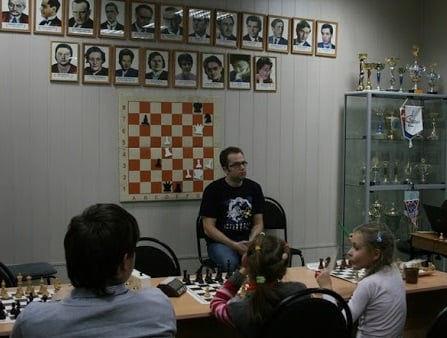 Гроссмейстерская Сессия