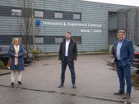 Officiële opening Innovatie en Experience Centrum Bouw en Infra