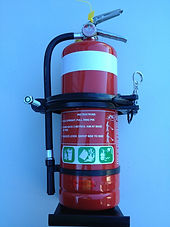 Fire Extinguisher available from Fire Solutions 4 U