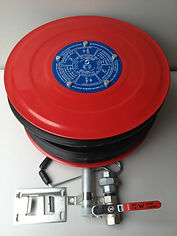 Fire Fighting Hose Reel from Fire Solutions 4 U
