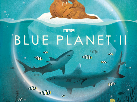 COVER REVEAL! Dive into Blue Planet II