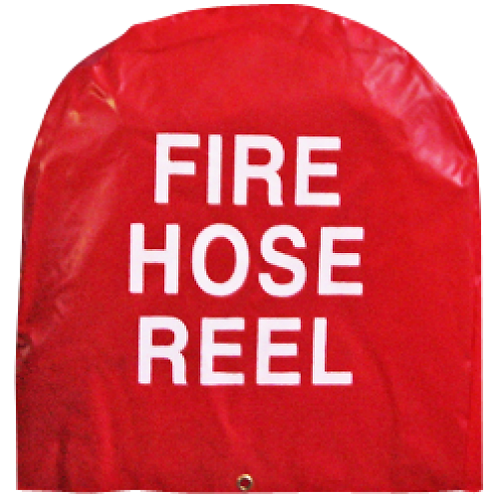 Fire Hose Reel Cover Heavy Duty UV Plastic