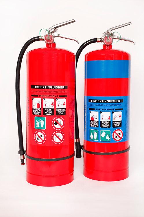 9L Air Foam Fire Extinguisher (AFFF)