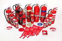 Fire Extinguishers from Fire Solution 4 U