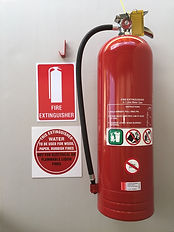 9 Litre Water Fire Extinguisher from Fire Solutions 4 U
