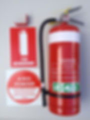 Dry Chemical Fire Extinguisher  from Fire Solutions 4 U
