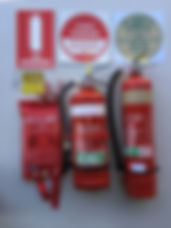 Fire Extinguisher Kitchen Combo from Fire Solutions 4 U
