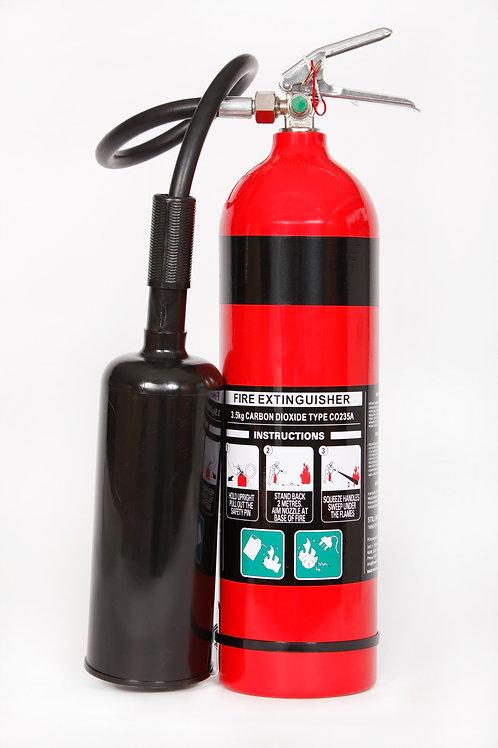 3.5kg CO2 Carbon Dioxide Fire Extinguisher