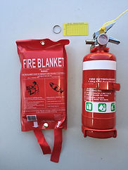 Fire Extinguisher Kit from Fire Solutions 4 U