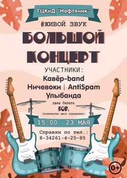 Большой концерт
