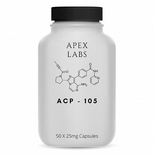 ACP-105 - 50 x 25mg Caps (7 Week Supply)