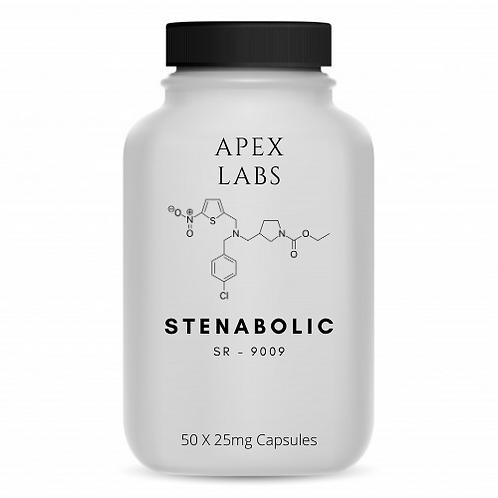 Stenabolic SR-9009 - 50 x 25mg Caps (7 Week Supply)