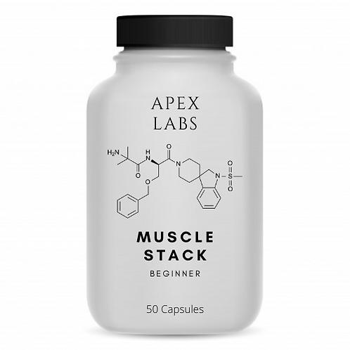 Beginner Muscle Stack | LGD, RAD140, 2 Sarms in 1 Capsule