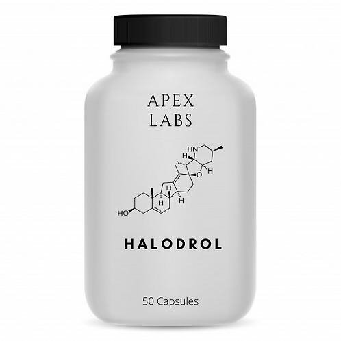 Halodrol - Precursor to Turinabol Prohormone