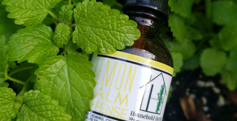 Lemon Balm Defense