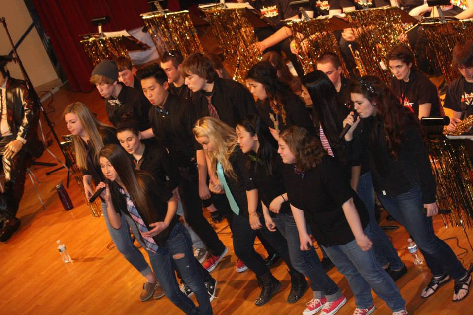 Soundscape, A Cappella Group