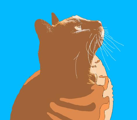 Cartoonized Cat