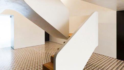 Escada de design