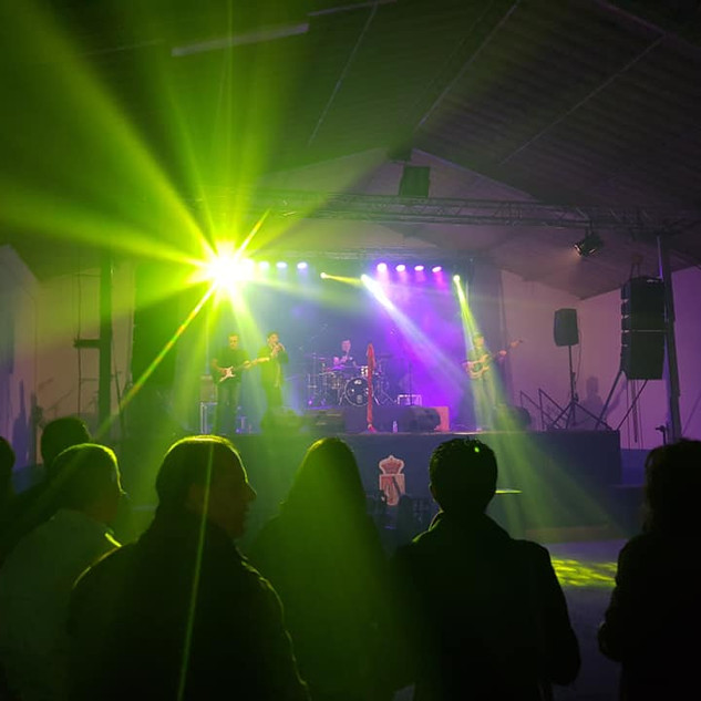 Sonido, iluminación e imagen