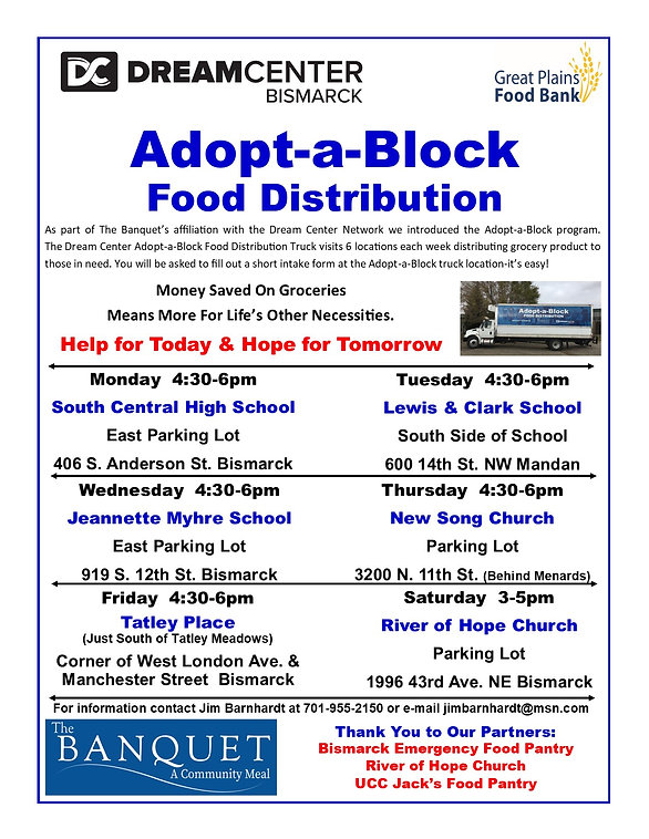 Dream Center Adopt-a-Block Flyer-June 8,