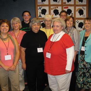 AUCE Coordinating Committee 2008
