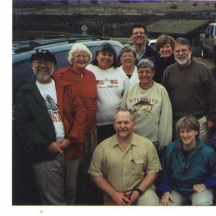 AUCE Coordinating Committee 2001