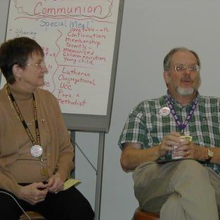 Patricia Goldberg & Jim Boler @ AUCE's 3