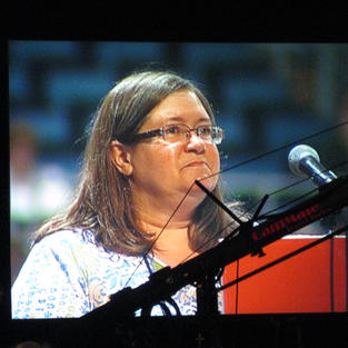 AUCE at a General Synod 2011 SpeakOut