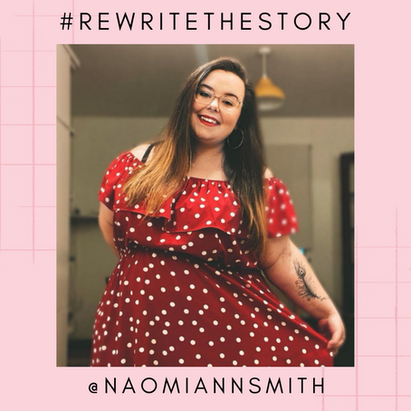 Re-Writing the Story with...Naomi Ann Smith