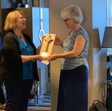 Debbie Gline Allen, 2019 Founders Award