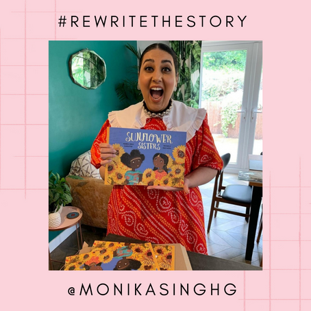 Re-Writing the Story with...Dr Monika Singh Gangotra