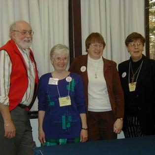 AUCE 30th Anniversary Planning Team