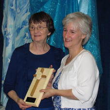 Patricia Goldberg, 2011 Founders Award